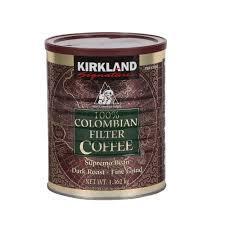 Kirkland Signature Patio Heater by Kirkland Signature 100 Colombian Filter Coffee 1 362kg Costco Uk