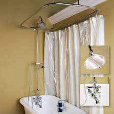 Clawfoot Shower Pan 17 Best Ideas About Clawfoot Tub Shower On Pinterest Clawfoot In