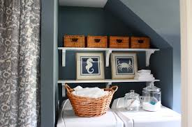 Laundry Room Basket Storage by Basement Laundry Room Makeover Ideas Artistic Designs For Living
