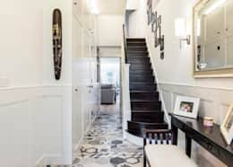 Floor Covering Ideas For Hallways 17 Flooring Ideas For Your Home S Entrance And Hallways