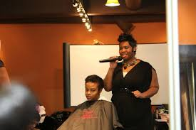 like the river salon hair gallery stylist cheryl sarten explaining the proper way to mold short hair