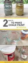 homemade chalk paint u2022 grillo designs