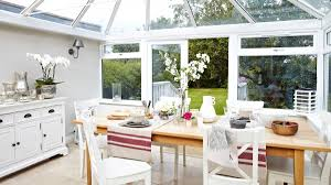 dining room ideas for conservatory decorin