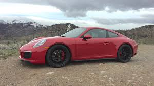 2018 porsche 911 carrera gts test drive review not just another