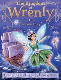 amazon com the false fairy the kingdom of wrenly 9781481485869