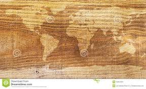 World Map On Wood Planks by World Map Wood Texture Stock Illustration Image 52853324