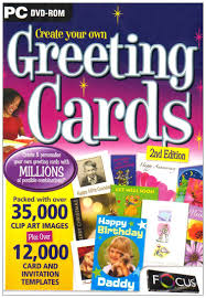 create your own greeting cards second edition pc dvd create