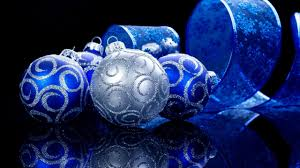 blue christmas wallpaper collection 68