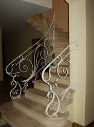 Fer Forge Stairs Design Re Décorative En Fer Forgé Pour Escalier Balustrade