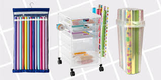 12 best wrapping paper organizers containers for 2017 how to
