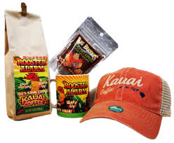 gifts apparel gift sets kauai coffee company llc store