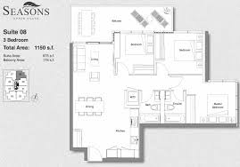 cn tower floor plan seasons upper house by concord adex condoweb