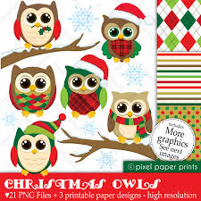 ppp store christmas owls