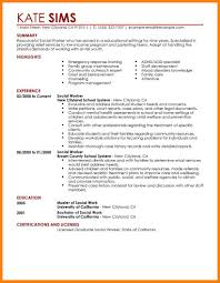 social worker resume exles 7 social work resume sles company receipts