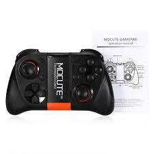 bluetooth gamepad android mocute 050 bluetooth gamepad wireless controller joystick