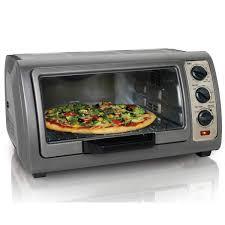 Toaster Oven Reheat Pizza Toaster Ovens Hamiltonbeach Com