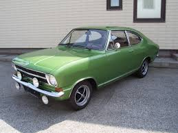 opel kadett 1968 view of opel kadett b coupe photos video features and tuning of