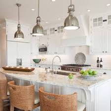 attractive drop lights for kitchen also most decorative island