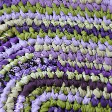 Crochet Rugs With Fabric Strips 123 Best Rag Rugs Images On Pinterest Rag Rugs Crochet Rag Rugs
