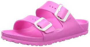 amazon com birkenstock unisex arizona eva dual buckle sandals