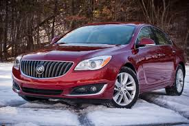capsule review 2014 buick regal turbo awd the truth about cars