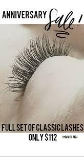 eyelash extensions getting eyelashes done orem ut