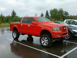 Ford F150 Trucks Lifted - btw if you didnt catch the hint all of these trucks are running