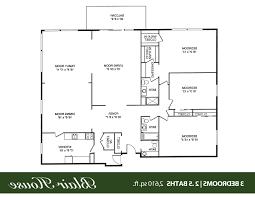 3 bedroom 2 bathroom house plans home design 89 amazing 3 bedroom house plans