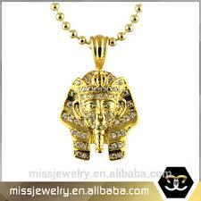 simple gold pendant design king tut pendant necklace mjhp012 view