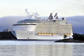 Largest Cruise Ship Largest Cruise Ship World Record Set By Oasis Of The Seas