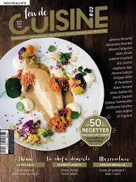 livre cuisine chef etoile fou de cuisine n 2 nov décembre 2015 eric guerin eric guerin
