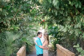 Fit Botanical Gardens Kristin Bryan Engaged Harmony Photography