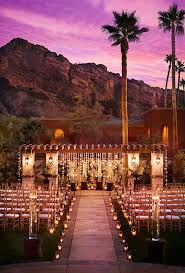 outdoor wedding venues az best 25 arizona wedding ideas on ruffled cake