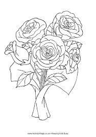 25 coloriage rose ideas tatouages rose
