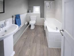Hardwood Floors In Bathroom Bathroom Lvt Flooring Portland Seattle Bath
