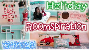 Home Decorating Ideas For Christmas Holiday by Roomspiration 6 Easy Diy U0027s Decorating My Room For Christmas
