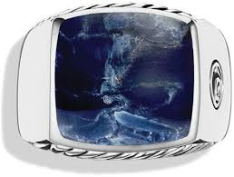 blue man rings images Male silver rings with blue stone google search fashion l jpg