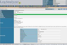 http access log analyzer using mongodb with rsyslog and loganalyzer adiscon loganalyzer