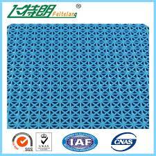 backyard basketball court flooring portable recycled rubber tile interlocking gym flooring outdoor