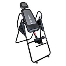 inversion table for neck pain komodo gravity inversion table foldable back neck pain relief upside