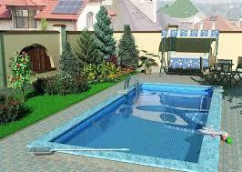 swimming pool deck decorating ideas pool floating flower pomanders