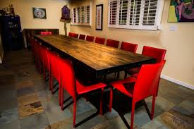 Pine Dining Room Tables Dining Room Tables That Seat 14 Maggieshopepage