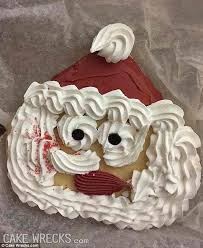 Christmas Cake Decorating No Icing by The Funniest Christmas Cake Fails Of All Time Revealed Daily