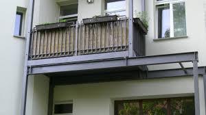 freitragende balkone stützenträger sonderanfertigungen camaro balkone