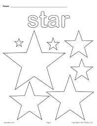 absolutely stars coloring pages stars coloring pages image 2