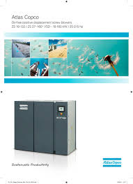 brochure zs atlas copco compressors usa pdf catalogue