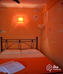 Schlafzimmer Orange Haus Mieten In Einem Privatbesitz In Siviri Iha 40151