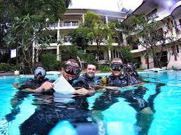 idc koh tao thailand padi diving instructor internship