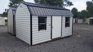 White House With Black Trim Barns Wooden U0026 Metal Barns For Sale