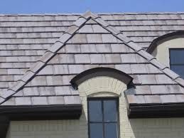 Flat Concrete Roof Tile Flat Roof Tile Concrete Slate Look Smooth Windsor